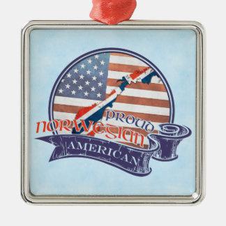 Proud Norwegian American Decoration