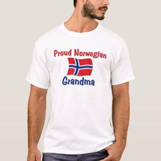 Proud Norwegian Grandma T-Shirt