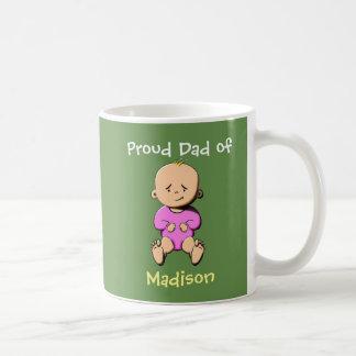 Proud of... Madison Coffee Mug
