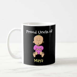 Proud of... Maya Coffee Mug