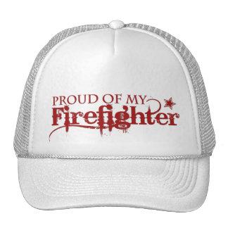 Proud of my Firefighter Trucker Hat