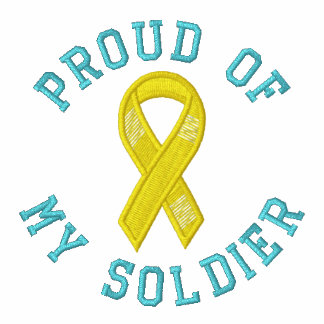 Proud of, My soldier