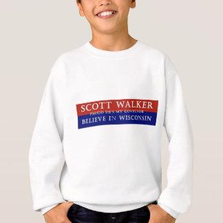 Proud of Scott Walker Sweatshirt