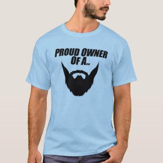 Proud Owner of A.. BEARD T-Shirt