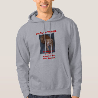 Proud Owner of a Beautiful Breed Hooded Pullover