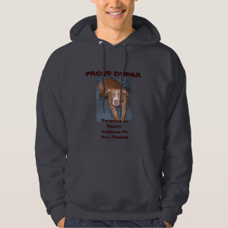 Proud Owner of a Beautiful Breed Hooded Sweatshirts