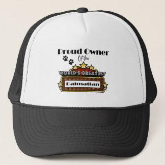 Proud Owner World's Greatest Dalmatian Trucker Hat
