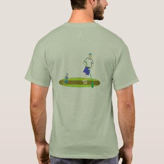 Proud Papa Paddleboard T-Shirt