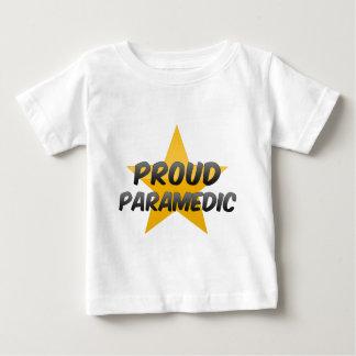 Proud Paramedic Tee Shirts