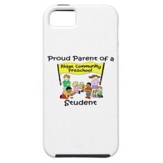 Proud Parent iPhone 5 Cover