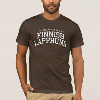 Proud Parent of a Finnish Lapphund Dark Tee