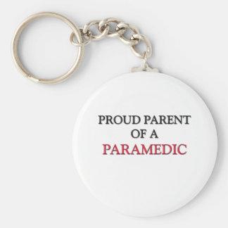 Proud Parent Of A PARAMEDIC Key Chain