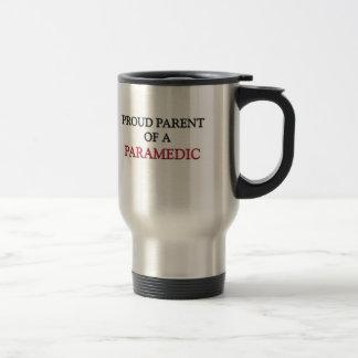Proud Parent Of A PARAMEDIC Coffee Mug