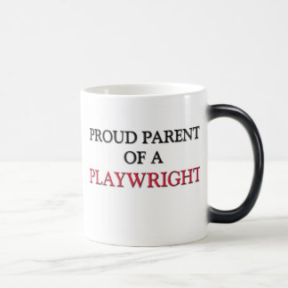 Proud Parent Of A PLAYWRIGHT Coffee Mug