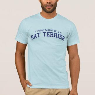 Proud Parent of a Rat Terrier T-Shirt