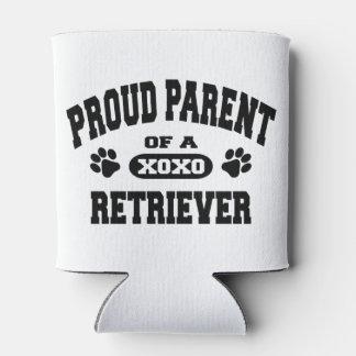 Proud Parent of a Retriever Custom Can Holder Can Cooler