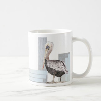 Proud Pelican Coffee Mug
