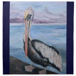 Proud Pelican Napkins