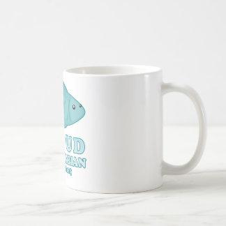 Proud Pescetarian Coffee Mug