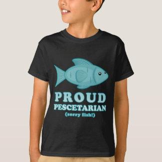 Proud Pescetarian T-Shirt