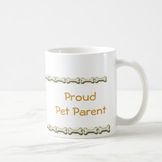Proud Pet Parent Coffee Mug