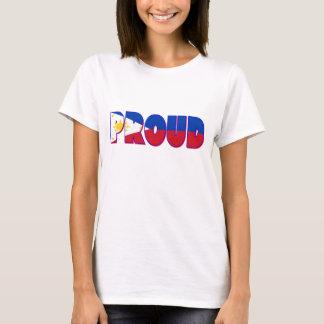 Proud Philippino T-Shirt
