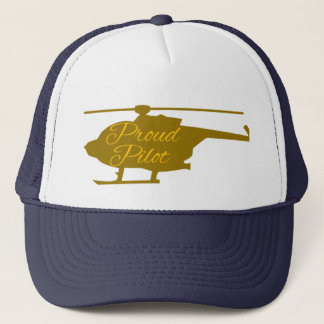 Proud Pilot Trucker Hat