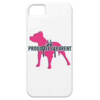 Proud Pitty Parent iPhone 5 Case
