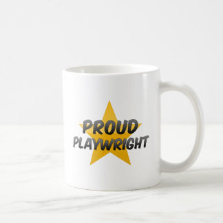 Proud Playwright Coffee Mug