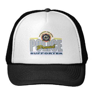 Proud Police Supporter Trucker Hat