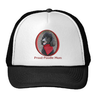 Proud Poodle Mom Trucker Hat