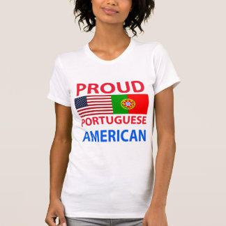 Proud Portuguese American T-Shirt