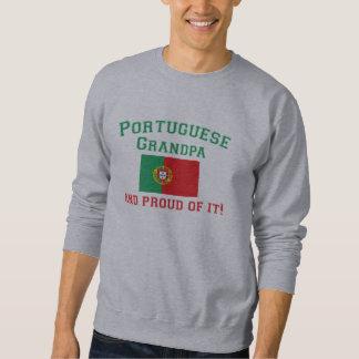 Proud Portuguese Grandpa Sweatshirt