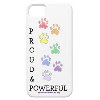 Proud & Powerful iPhone 5s Case