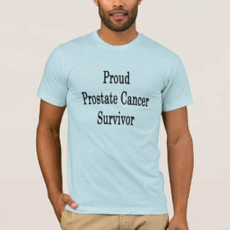 Proud Prostate Cancer Survivor T-Shirt