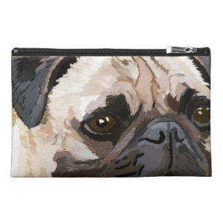 Proud Pug Travel Accessory Bags