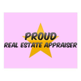 Proud Real Estate Appraiser Postcards
