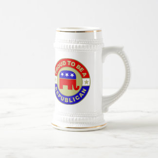 Proud Republican Stein