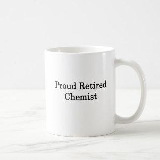 Proud Retired Chemist Coffee Mug
