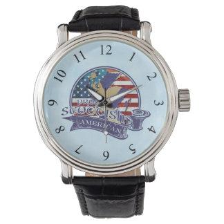Proud Scottish American Watch