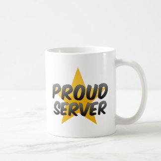 Proud Server Coffee Mug