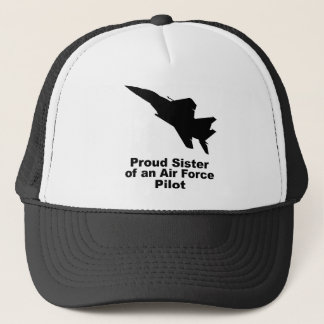 Proud Sister Trucker Hat