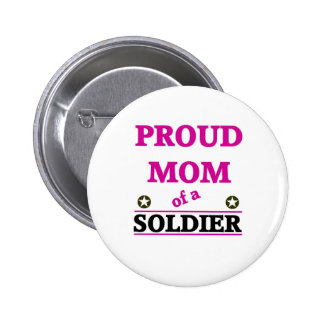 Proud Soldiers Mom Pin