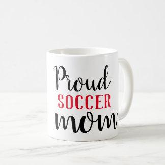 "proud ""sport"" mom coffee mug"