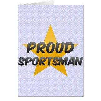 Proud Sportsman Cards