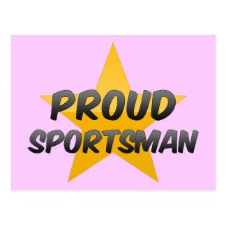 Proud Sportsman Postcards