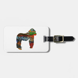 PROUD STANCE LUGGAGE TAG