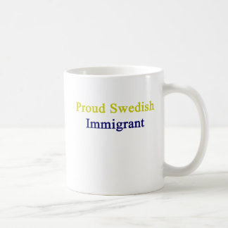 Proud Swedish Immigrant Coffee Mug
