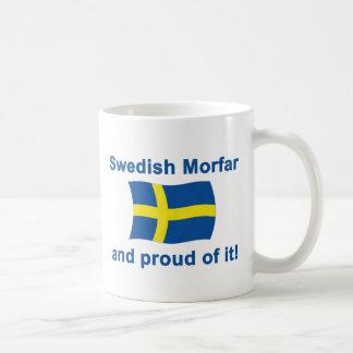 Proud Swedish Morfar (Grandfather) Coffee Mug