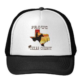 Proud Texas Cowboy Hat